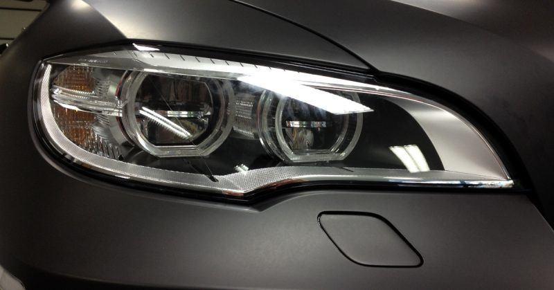 Wrap BMW GT 5 - Art Vision