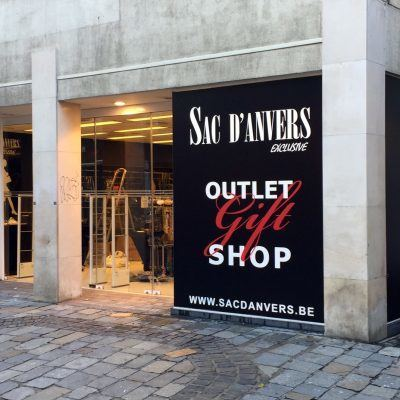Sac-d'Anvers Outlet stickers - Art Vision