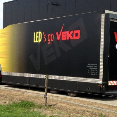 Bestickering vrachtwagen - Art Vision