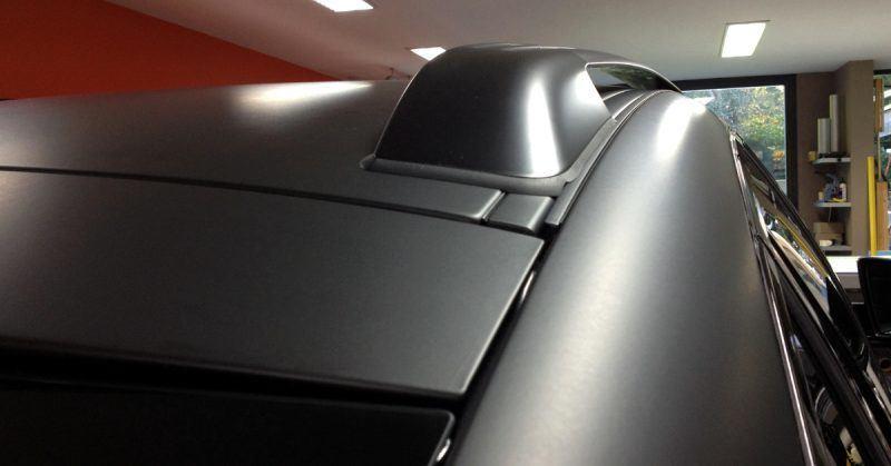 Carwrap BMW x6 - Art Vision