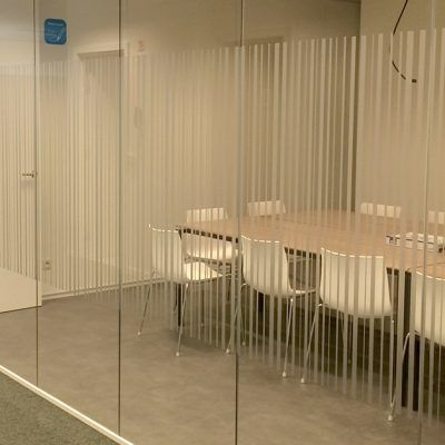 Zandstraal KBC Brussel - Art Vision