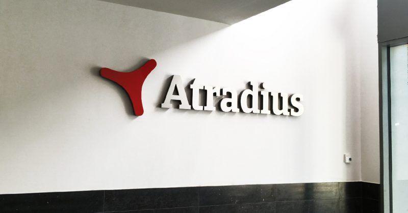 3D gefreesd logo Brussel