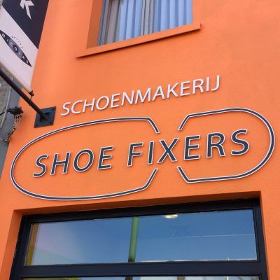 Shoe fixers - Art Vision