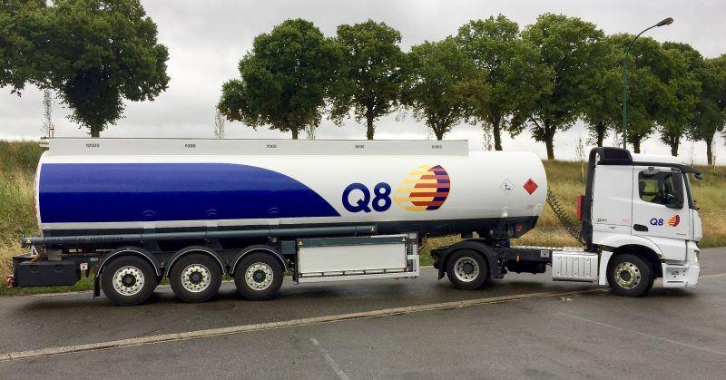 Kuwait Petroleum Q8 - Art Vision